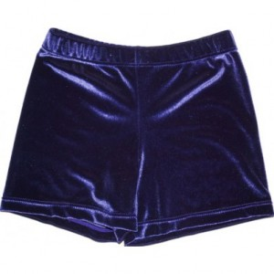 purp-vel-shorts